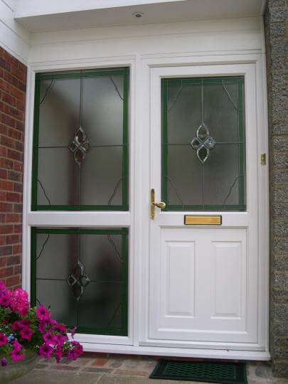 Upvc Entrance Doors In Surrey Amp West London P Amp P Glass