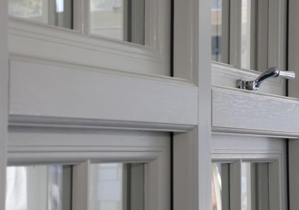 Upvc Flush Sash Windows In Surrey Amp West London P Amp P Glass