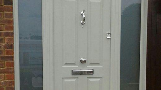 Painswick Solidor composite door