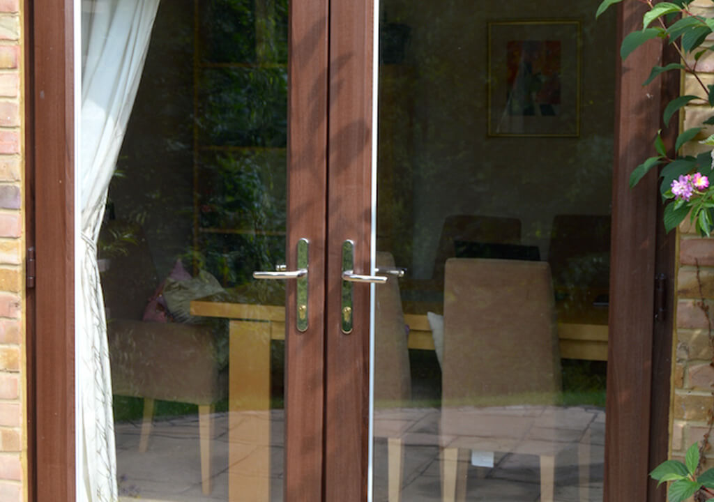 Upvc French Doors With Triple Or Double Glazing P Amp P Glass