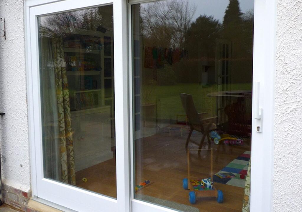 Timber Patio Doors In Surrey West London P P Glass