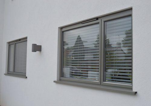 Elan casement windows