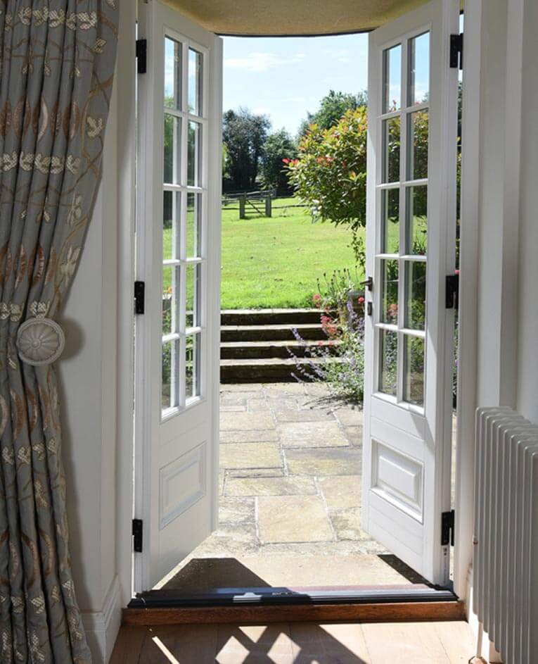 Timber French Doors In Surrey & West London
