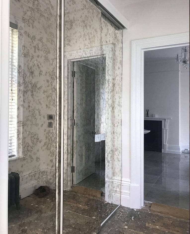 Bespoke Glass And Mirrors In Surrey Amp West London P Amp P