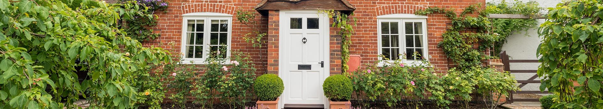 P & P timber entrance doors
