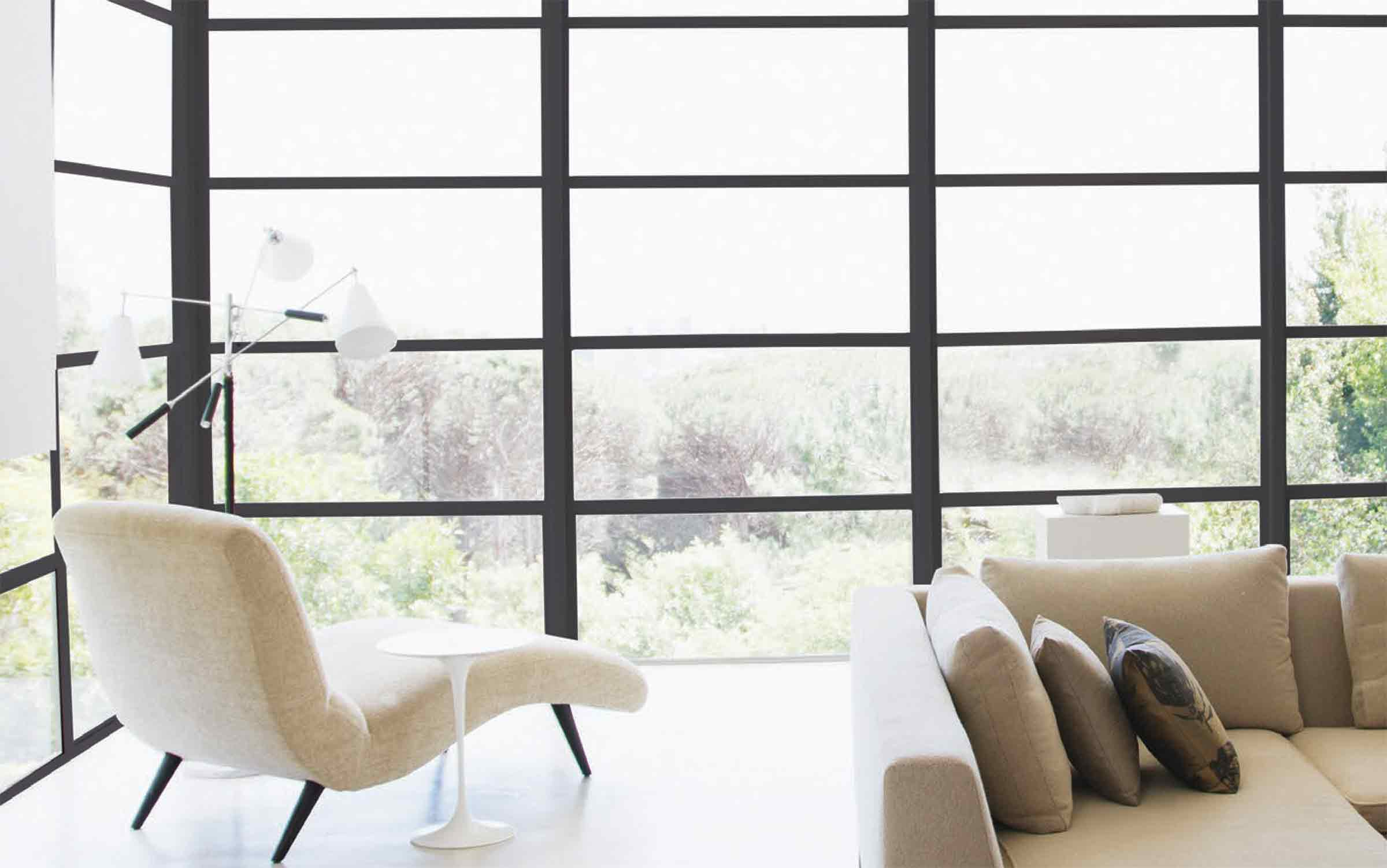Aluco Steel Windows - Aluminium