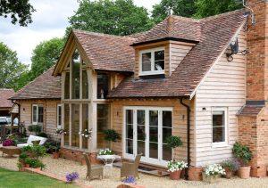 timber flush sash windows