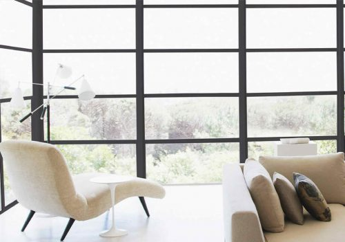 Crittall style steel replacement windows