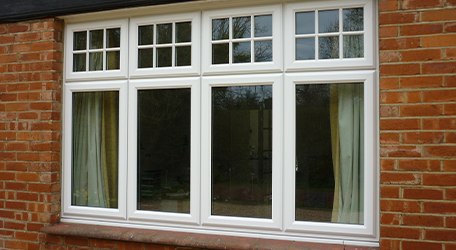 on sale c3870 0646f Double Glazed Windows in Surrey & West London | P & P Glass