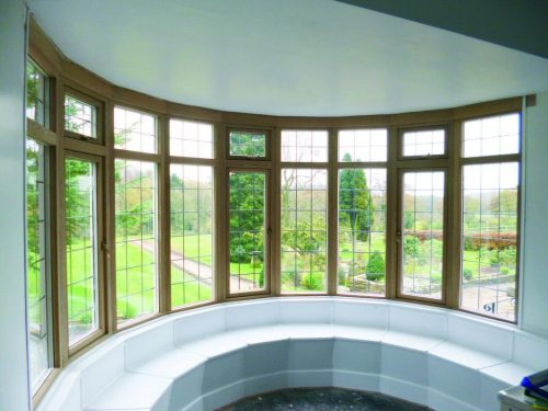 P&P Composite Window