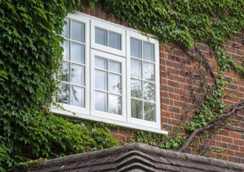 Timber Alternative Window
