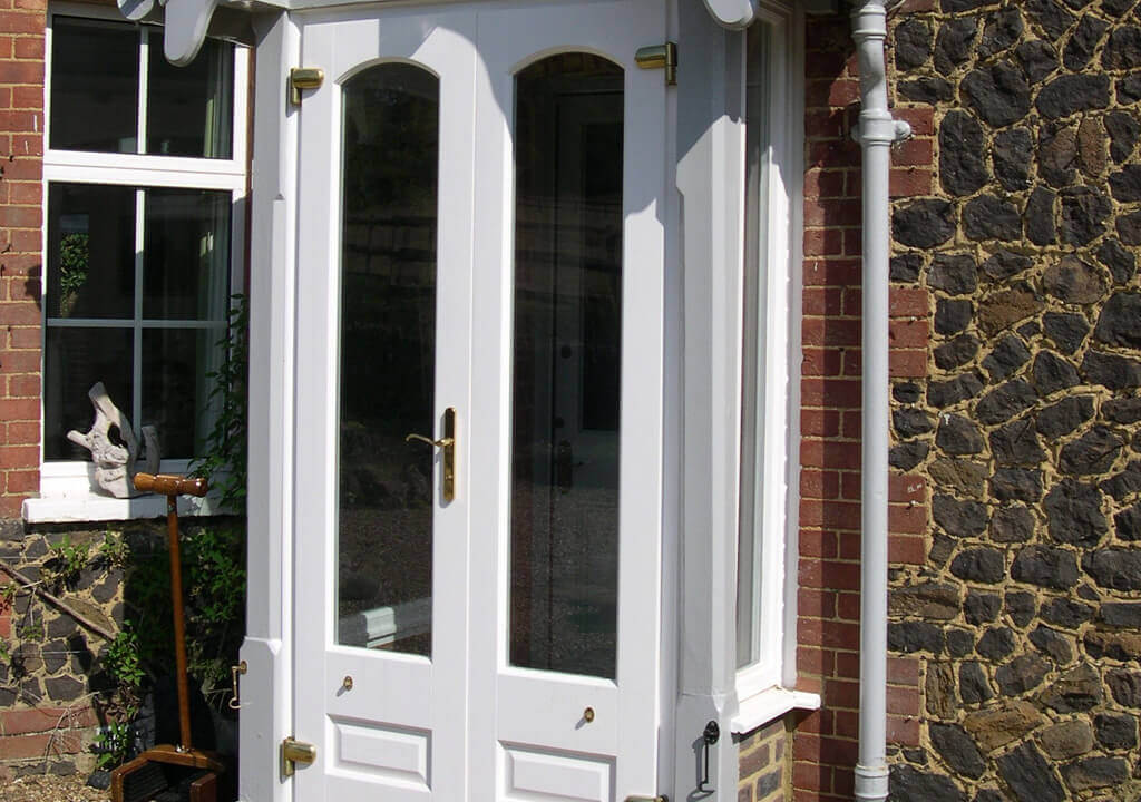 Timber French Doors In Surrey Amp West London P Amp P Glass