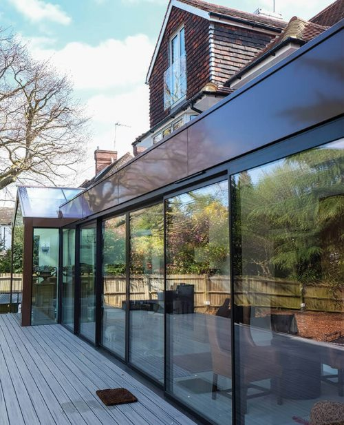 Sunflex Patio Doors