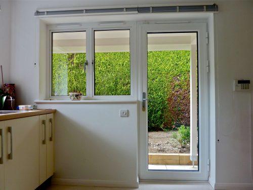 Aluminium White Door & Window