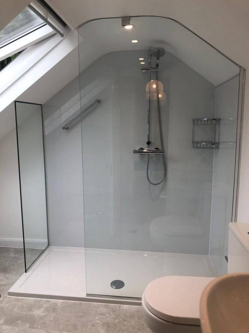 Haslemere shower screen