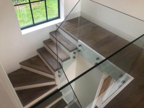 Internal Balustrading Stairs