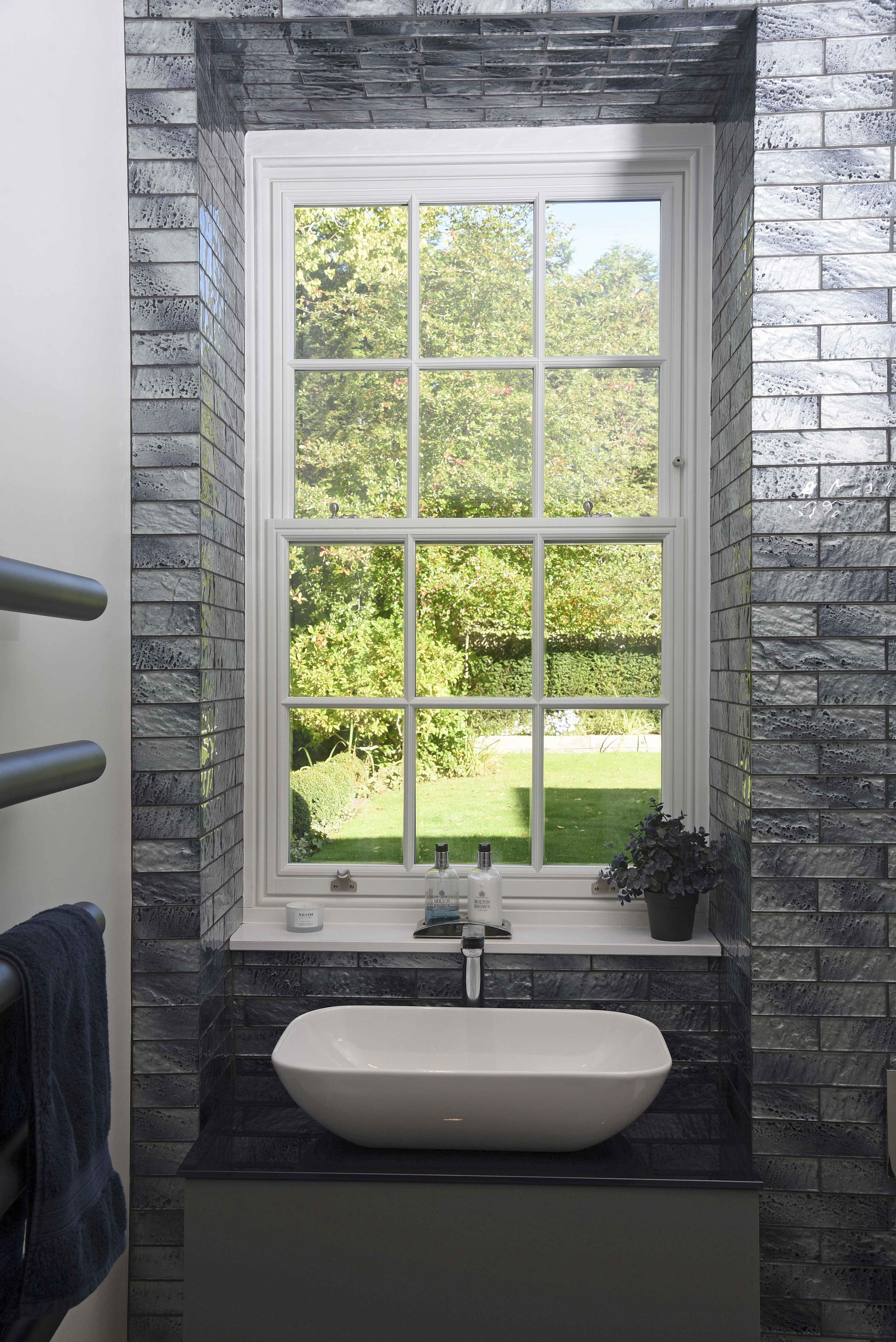 Can You Paint Upvc Doors >> Double Glazed uPVC Sliding Sash Windows Surrey | P&P Glass