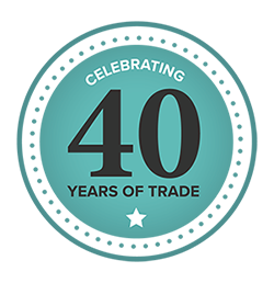 40 years of trade